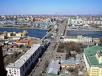 Авиаперевозки  Челябинск - Казахстан