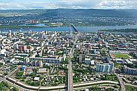 Авиаперевозки  Красноярск - Казахстан
