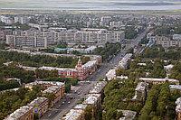 Авиаперевозки  Комсомольск-на-Амуре - Казахстан