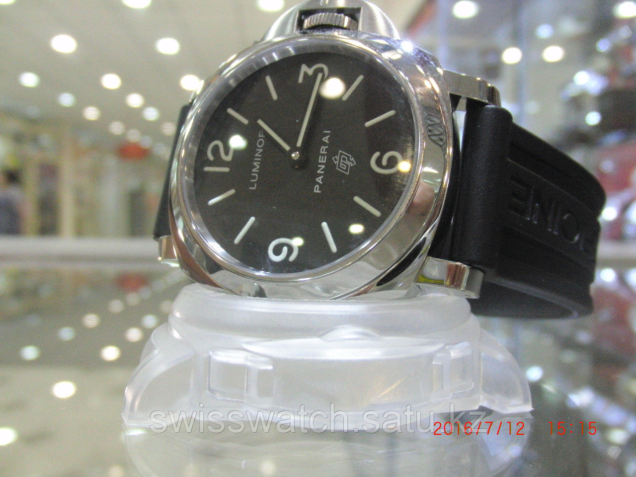 OFFICINE PANERAI LUMINOR HISTORIC BASE LOGO PAM00000