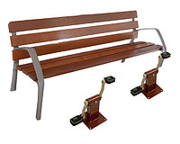 Pedals & Bench