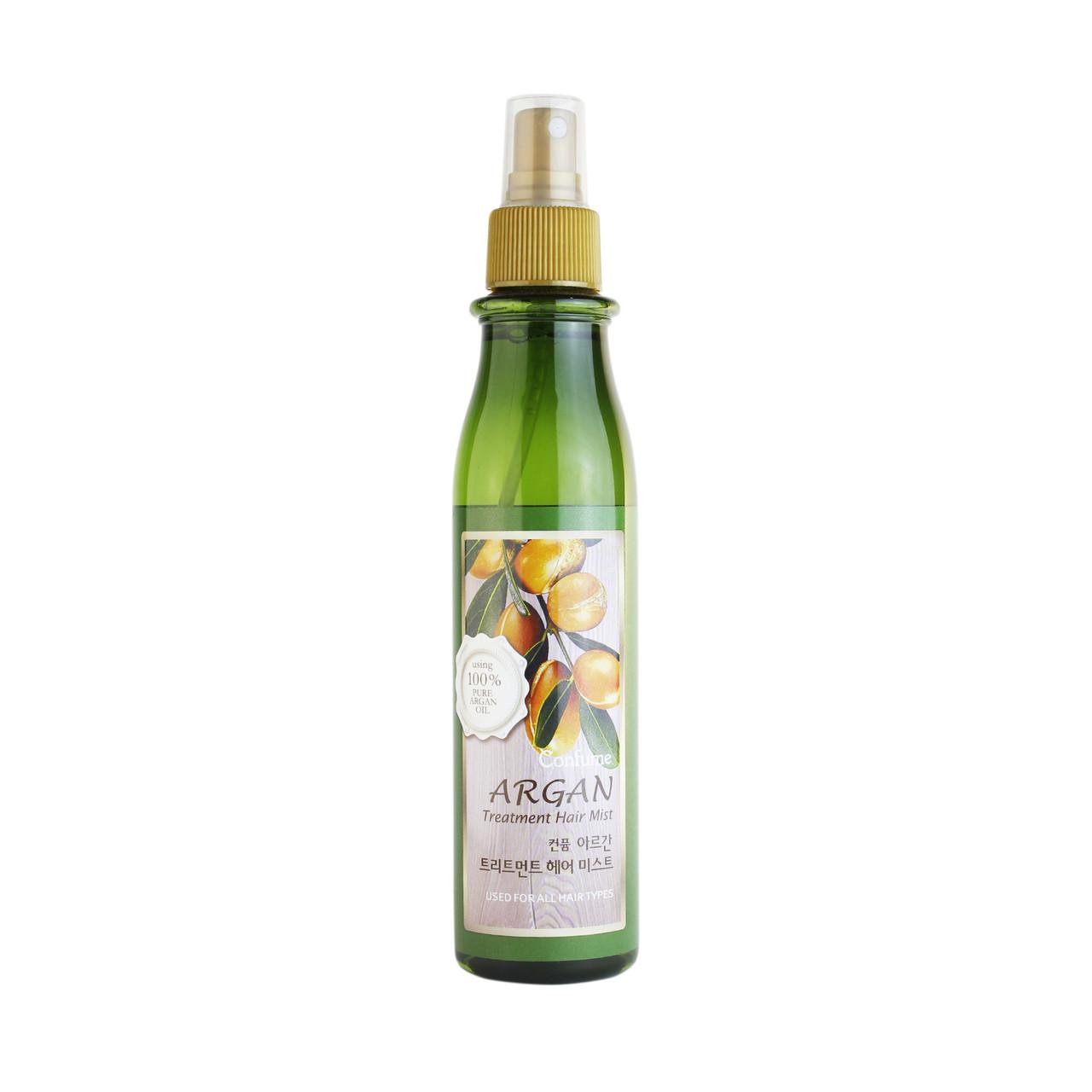 Welcos Confume Argan Treatment Hair Mist Спрей-мист для волос с аргановым маслом 200 мл