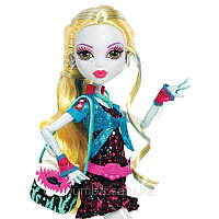 Monster High Ghouls Night Out Lagoona Blue. Школа Монстров Лагуна ночная прогулка