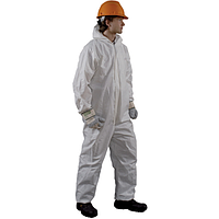 Oil Resistant Protective Suit For Limited Use