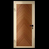 Дверь гаражная Premium CLASSIC, фото 1