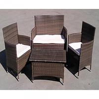 Комплект садовой мебели из ротанга
