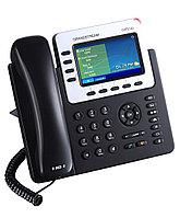 Grandstream GXP2140, IP телефон, 4 SIP аккаунта, PoE, фото 1
