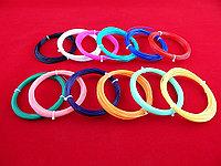 Комплект ПЛА пластика Bestfilament для 3D-ручек 10 цветов
