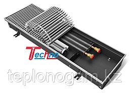 Конвектор внутрипольный (встраиваемый) с принудительной конвекцией - Techo Vent KVZV 250-85-1400