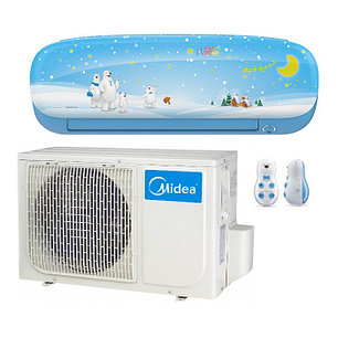 Кондиционер Midea: MSKU-09HRDN1-B (kids star-inverter), фото 2