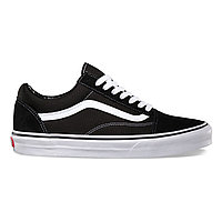 Кеды Vans Old School Black-white