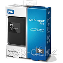 Внешний жесткий диск WD 3TB My Passport Ultra Portable Hard Drive USB 3.0
