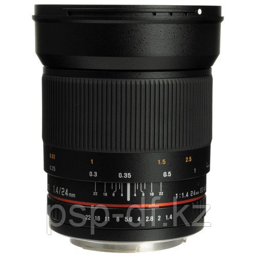 Samyang 24mm f/1.4 ED AS UMC Canon EF супер цена!!!