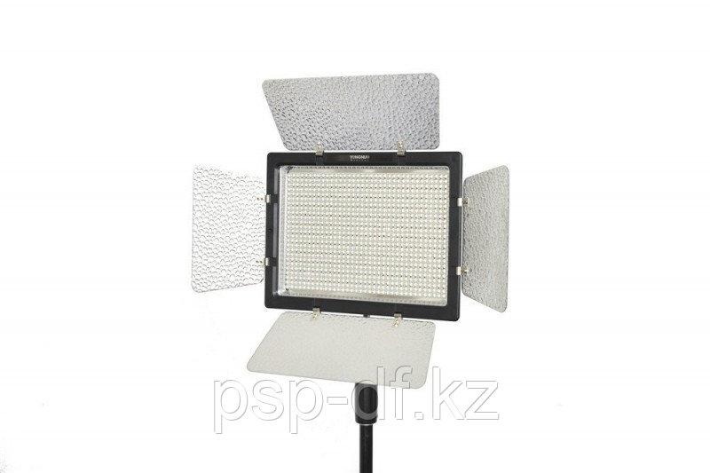 Светодиодная панель на камеру YN-900 в комплекте (2 аккум. Jupio np-f 750 и зарядник)