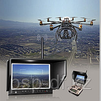 """Lilliput 7"""" 664/W FPV Slim Monitor For 5.8GHz Aerial Fly Wireless Camera System with TS832 transmitter"""