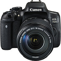 Canon EOS 750D kit 18-135mm f/3.5-5.6 IS STM
