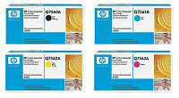 Картридж HP Q7562A Yellow Print Cartridge Euro Print Premium