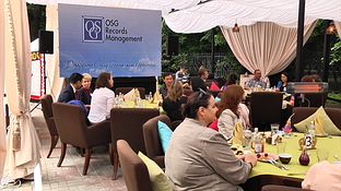 OSG business lunch
