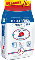 Шпатлевка Finish Gips GT-103 Геркулес 5 кг
