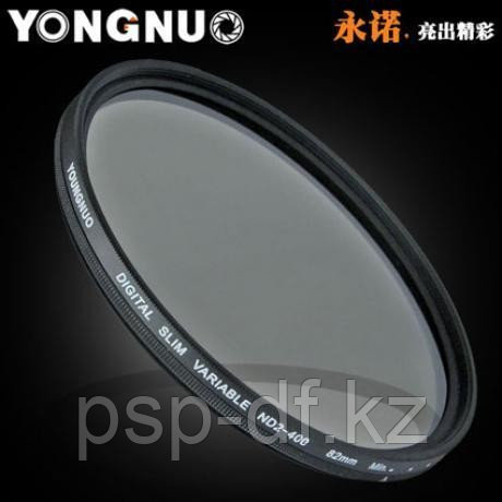 Yongnuo Slim Variable ND2-400 58mm