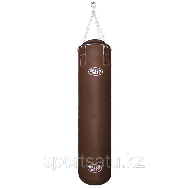 Мешок боксерский GREEN HILL кожзам 100 см