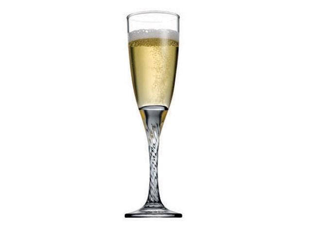 Набор бокалов Pasabahce Tvist для шампанского 6 шт. 44307