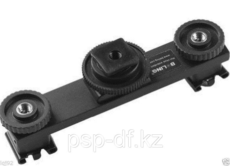 Кронштейн Hot Shoe Extension Dual Bracket
