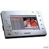 Видеодомофон с памятью, сенсорный, цветной KCV-A374SD+KC-MC20 (W)