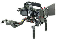 Риг FILMCITY DSLR Shoulder Rig FC-10 + MB-77 Matte Box