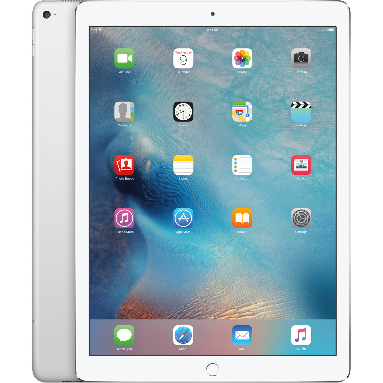 Apple iPad Air 2 16Gb Wi-Fi Silver - Интернет-магазин Hotmart в Алматы