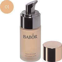 Тональное средство Babor Face Make up Mattifying Foundation