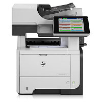 МФУ HP LaserJet Ent 500 M525f (CF117A) eMFP (А4) Printer/Scanner/Copier/Fax/ADF, 1200 dpi, 40 ppm., 1Gb+250GB, 800 MHz, tray 100+500 pages,