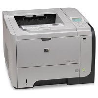Принтер HP LaserJet P3015dn (CE528A) (А4) 1200 x 1200 dpi, 40 ppm, 128MB, 540Mhz, tray 100+500 page, + Duplex, USB + Ethernet, EIO, Duty cycle-100