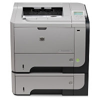 Принтер HP LaserJet P3015x (CE529A) (А4) 1200 x 1200 dpi, 40 ppm, 128MB, 540Mhz, tray 100+500+500 page, + Duplex, USB + Ethernet, EIO, Duty cycle-100