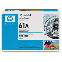 Картридж HP C8061A Black Print Cartridge for LaserJet 4100/n, up to 6000 pages. ;