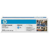 Картридж HP CB541A Cyan  Print Cartridge Toner for Color LaserJet CM1312/CP1215/CP1515n, up to 1400 pages. ;