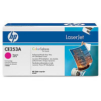 Картридж HP CE253A Magenta Print Cartridge for Color LaserJet CM3530/fs/CP3525dn/n/x, up to 7000 pages. ;