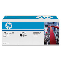 Картридж HP CE270A Black Print Cartridge for Color LaserJet CP5525, up to 13500 pages