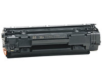 Картридж HP CB436A Black Print Cartridge for LaserJet P1505/M1120/n/M1522, up to 2000 pages. ;
