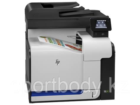 "МФУ HP Color LaserJet Pro 500 M570dn (CZ271A) MFP ""30ppm A4/31ppm Letter Multi-function printer, fax, print, scan & copy. Network card, dDuplexer and - Market Place в Алматы"