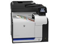"МФУ HP Color LaserJet Pro 500 M570dw (CZ272A) MFP ""30ppm A4/31ppm Letter Multi-function printer, fax, print, scan copy. Network card, wireless card,"