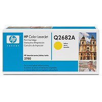 Картридж HP Q2682A Yellow Print Cartridge for Color LaserJet 3700/3500, up to 6000 pages. ;
