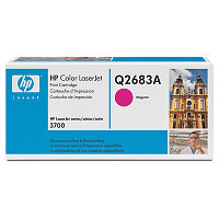 Картридж HP Q2683A Magenta Print Cartridge for Color Laser Jet 3700/3500, up to 6000 pages. ;