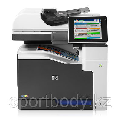 "МФУ HP Color LaserJet 700 M775dn eMFP (CC522A) Prntr ""HP Color LJ A3 MFP, Up to 30/30 ppm A4/letter, 350 sheet standard input, 4350 sheet max input, - Market Place в Алматы"