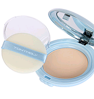 Увлажняющая пудра-финиш TONY MOLY Aqua Aura Moist Finish Pact,  SPF25 PA++