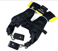 Плечевой ремень  Professional Double Shoulder Belt Strap for 2 cameras SLR DSLR