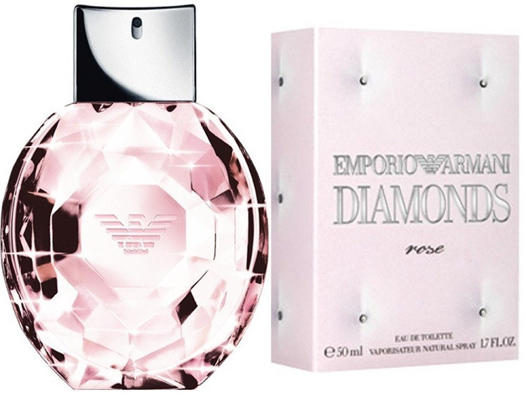 Diamonds Rose Giorgio Armani 50ml