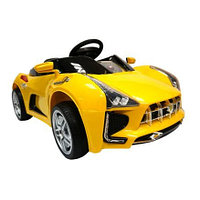 Электромобиль SPORT-CAR Yellow, фото 1