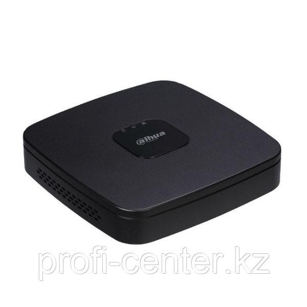 HCVR5104С-S2 4-канальный видеорегистратор.  Трибрид, Встроенная OC- Embedded LINUX;  Н.264.  Поддерж