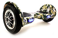 "Гироскутер 10"" Two Wheel Smart Balance (offroad) комуфляж, фото 1"